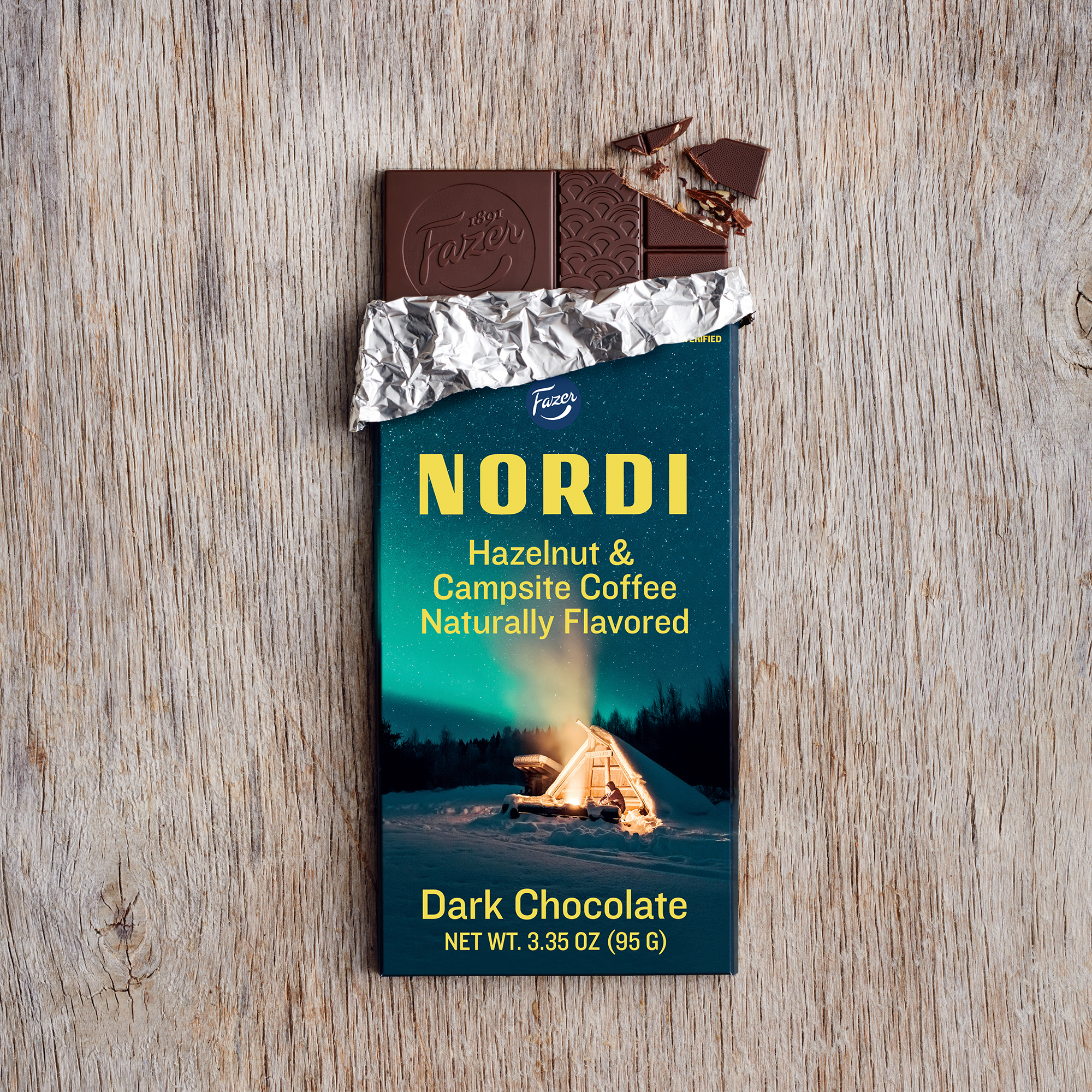 NORDI Hazelnut & Campsite Coffee