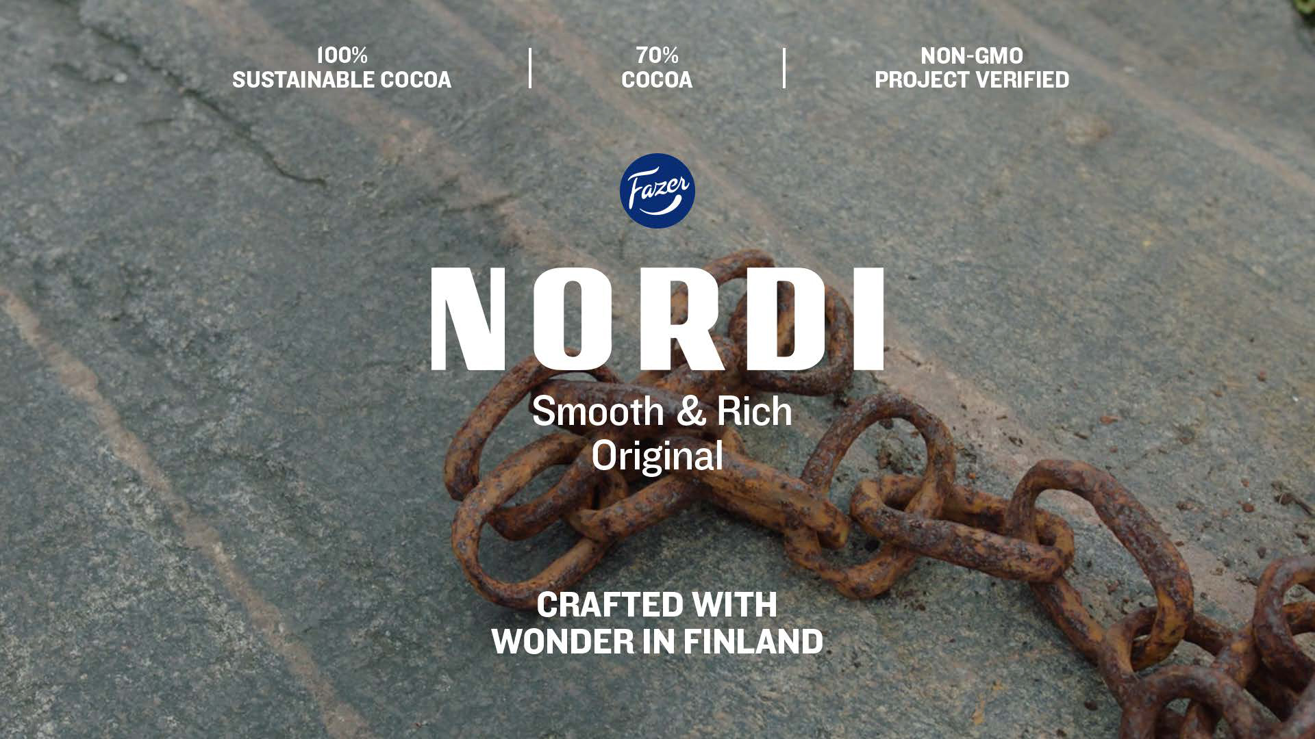 NORDI Smooth and Rich Original