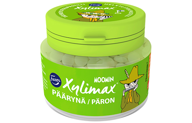 Xylimax Moomin Pear pastilles 90 g