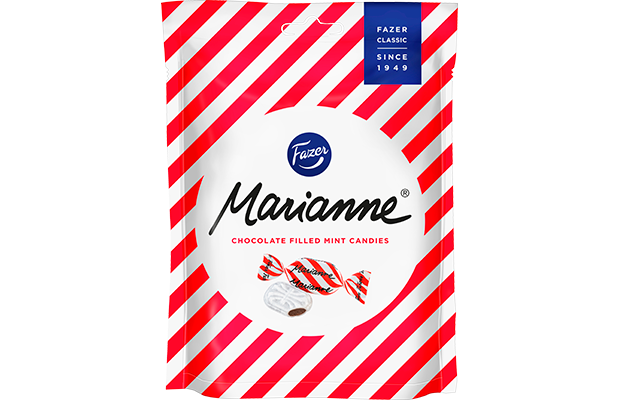 Marianne peppermint candies 220 g