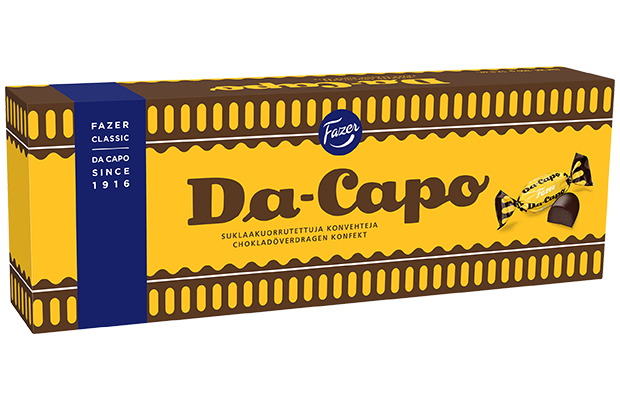 Da-Capo 350 g Chocolates