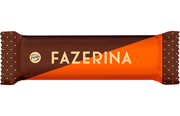 Fazerina filled milk chocolate 37 g