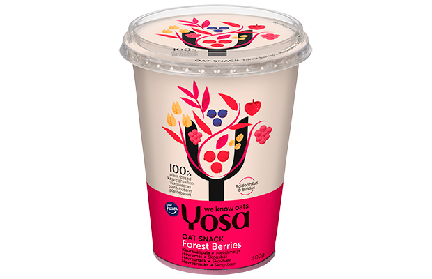 Yosa Forest Berries, 400 g