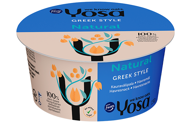 Yosa Greek Style Natural, 150 g