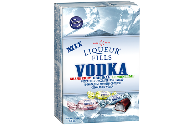Liqueur Fills Vodka Mix 150 g