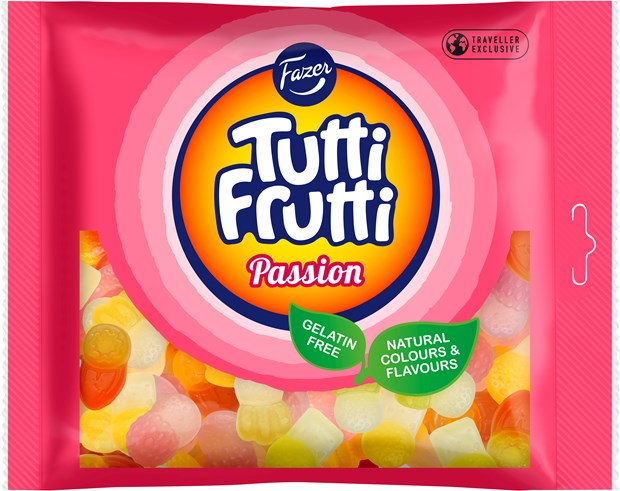 Tutti Frutti Passion natural 450 g