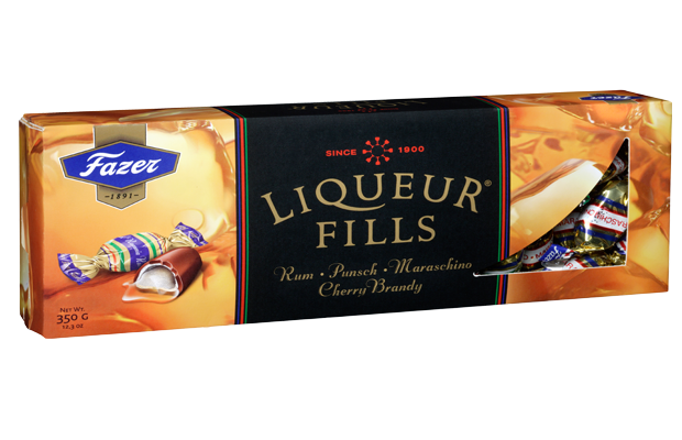 Liqueur Fills chocolates 350 g