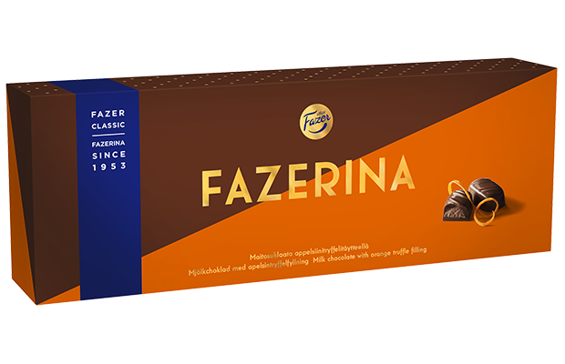 Fazerina 350 g filled chocolates