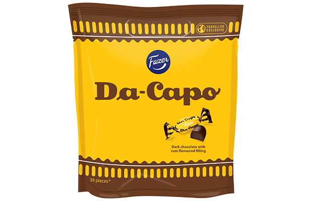Da Capo chocolates 300 g