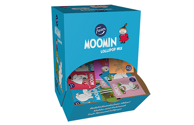 Moomin lollipop 8 g